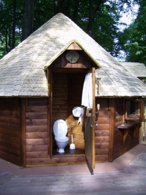 chata recepcji